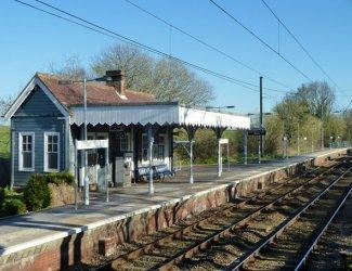 Elsenham Train Station